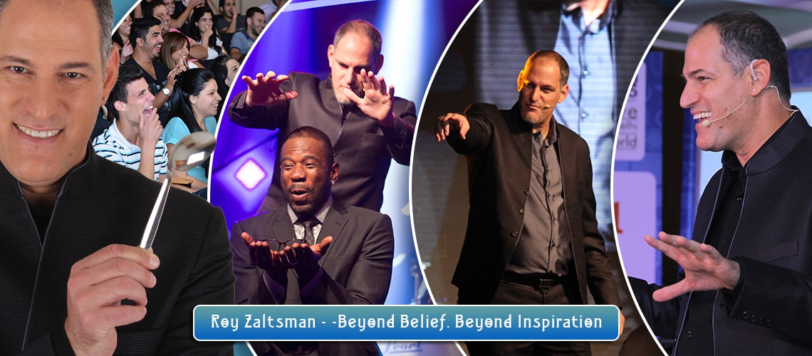 Roy Zaltsman - Mentalist